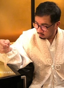 東野 泰山先生の画像